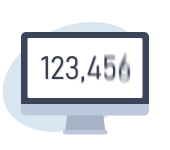 Note counter icon